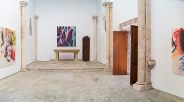 Contemporary art exhibition, Liliane Tomasko, Amygdala at KEWENIG, Palma