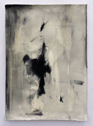 Intermission IV by Alexandra Karakashian contemporary artwork