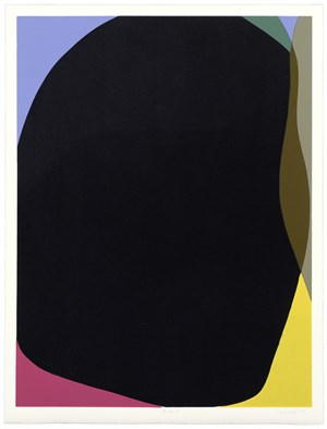 Cap by Gary Hume contemporary artwork