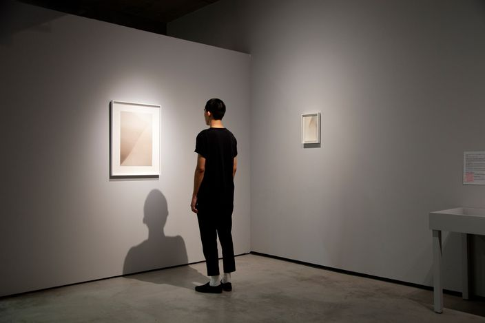 Exhibition view: Group exhibition, creN/Ature,TKG+ Projects, Taipei (7 August–18 September 2021). CourtesyTKG+ Projects.