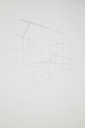 Linienschiff 23:31 by Knopp Ferro contemporary artwork