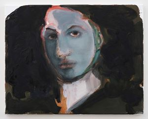 Jeanne Duval by Marlene Dumas contemporary artwork painting, works on paper