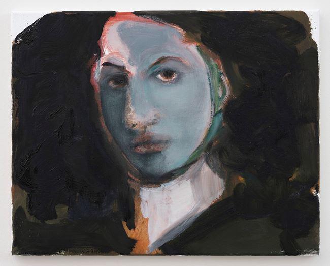 Jeanne Duval by Marlene Dumas contemporary artwork