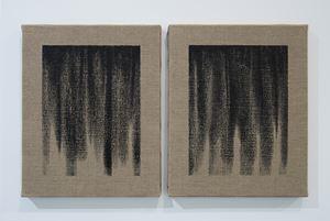 Ritmo oscuro di danza by Joël Andrianomearisoa contemporary artwork