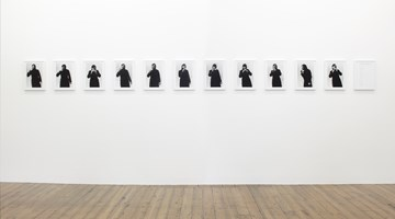 Contemporary art exhibition, Keith Arnatt, Absence of the Artist at Sprüth Magers, London