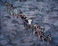 One World, One Dream by Wang Qingsong contemporary artwork photography