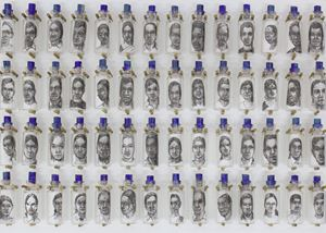 Misplaced 01 by Gayan Prageeth contemporary artwork