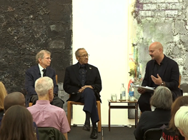 Panel Discussion, More Dimensions Than You Know: Jack Whitten, 1979 – 1989, Hauser & Wirth London, 25 September 2017