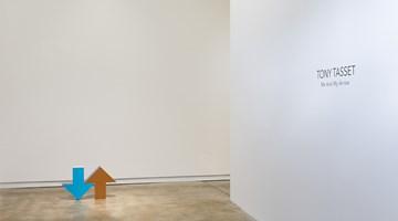 Contemporary art exhibition, Tony Tasset, Me And My Arrow at Kavi Gupta, Elizabeth St, Chicago