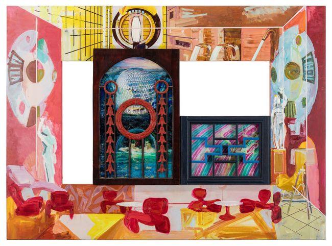 A Spa Odyssey by Li Qing contemporary artwork
