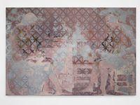 Four women by Toby Ziegler contemporary artwork mixed media