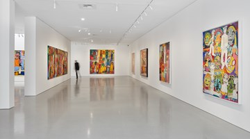 Contemporary art exhibition, Richard Prince, High Times at Gagosian, San Francisco