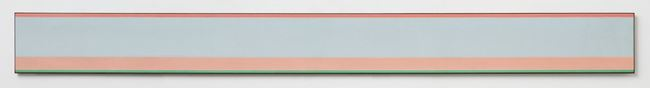 Moving Day by Kenneth Noland contemporary artwork