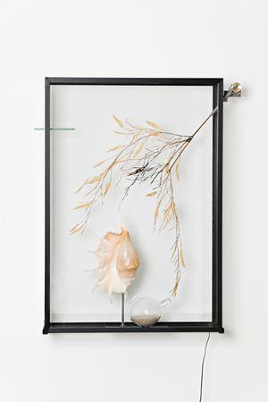 Der Zweiäugige by Rebecca Horn contemporary artwork