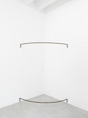 2 x (170 x 35 x 13) by Mirosław Bałka contemporary artwork