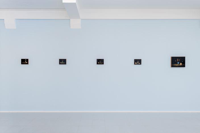 Exhibition view:Sanam Khatibi,Cyanide, rodolphe janssen, Brussels (14 November 2020–30 January 2021). Courtesy rodolphe janssen.