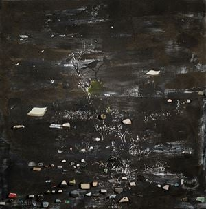 Being and Time II by Liu Shih-Tung contemporary artwork