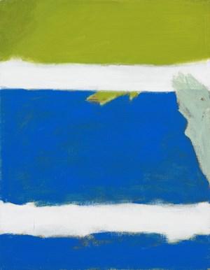 Hal 8 by Raoul De Keyser contemporary artwork