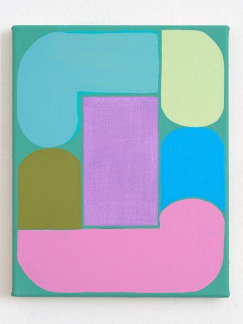 Neuordnung 1 by Cigdem Aky contemporary artwork