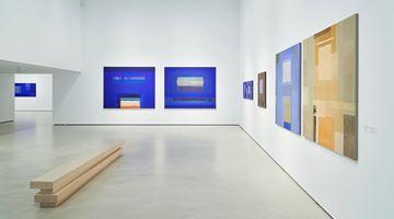 Contemporary art exhibition, Katsuyoshi Inokuma, Cerulean Blue at Whitestone Gallery, Taipei