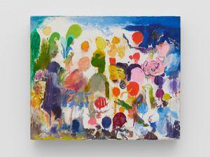 Kyra's Party by Van Hanos contemporary artwork
