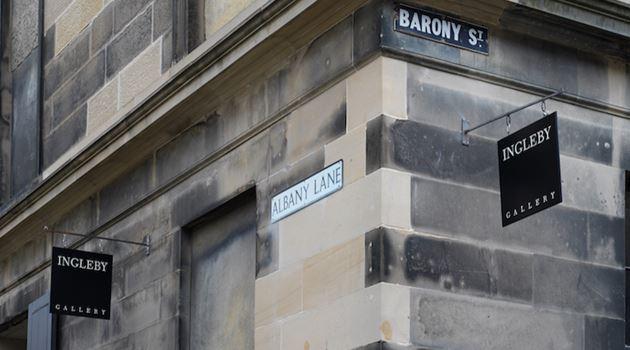 Ingleby contemporary art gallery in Edinburgh, United Kingdom