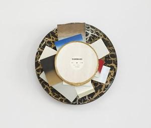 Untitled (schwarz) by Jack Goldstein contemporary artwork