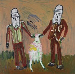 Fine Fettle by Carla Busuttil contemporary artwork