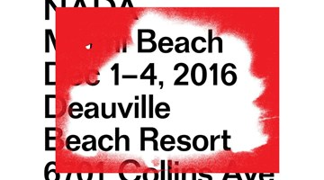 Contemporary art exhibition, NADA Miami Beach 2016 at Galerie Christian Lethert, Miami, USA