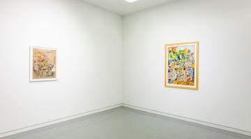 Contemporary art exhibition, Wadsworth Jarrell, Gerald Williams, Works on Paper at Kavi Gupta, Elizabeth St, Chicago, USA