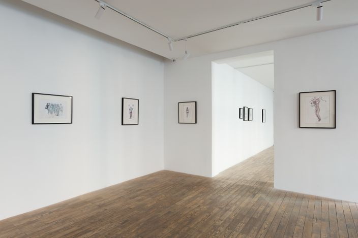 Exhibition view:Martial Raysse, HdM GALLERY, Beijing (11 January–7 March 2020). Courtesy HdM GALLERY.