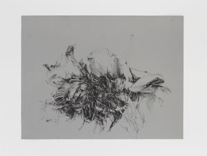 Always Floating In A Constant Distance 8 by Christine Ay Tjoe contemporary artwork sculpture, drawing