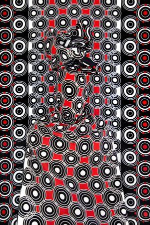 Atomic Ant by Alia Ali contemporary artwork