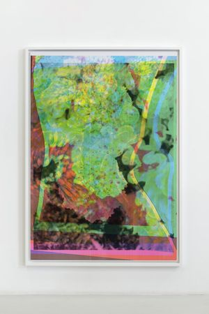 CLC 010 by Wolfgang Tillmans contemporary artwork
