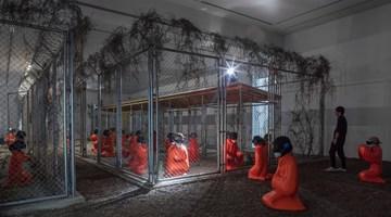 Contemporary art exhibition, XU ZHEN®, Alien at ShanghART, Shanghai