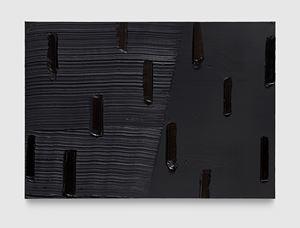 Peinture 128 x 181.7 cm, 7 Septembre 2014 by Pierre Soulages contemporary artwork
