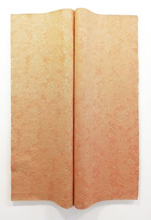 Tissu 2 by Chafa Ghaddar contemporary artwork sculpture