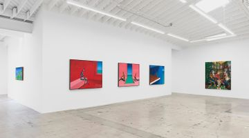 Contemporary art exhibition, Group exhibition, Wish You Were Here at Anat Ebgi, Mid Wilshire, USA