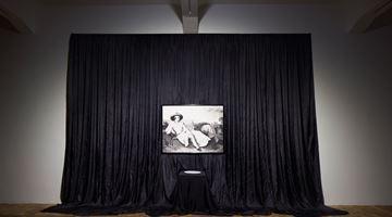 Contemporary art exhibition, James Lee Byars, Kisoushi (the Poetic Conceit) at SCAI The Bathhouse, Tokyo, Japan