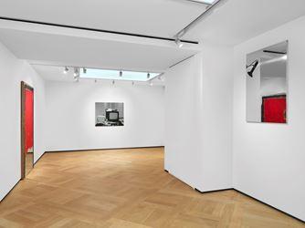 Exhibition view: Michelangelo Pistoletto,Origins and Consequences,Mazzoleni, London (27 September–21 December 2018). Courtesy Mazzoleni London Torino.