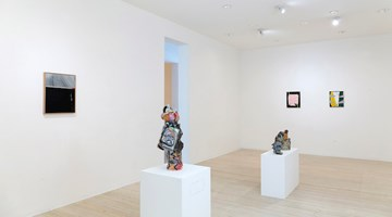 Contemporary art exhibition, Group Show, New Strokes at Gallery 9, Sydney