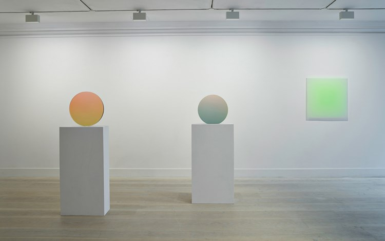 Group Exhibition,Let There Be Light, Revisited, 2015, Exhibition view at Gazelli Art House, London. Courtesy the Artists and GazelliArt House. © the Artists.