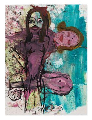 A&E Vertical Horizontal, Tehachapi by Paul McCarthy contemporary artwork painting, mixed media