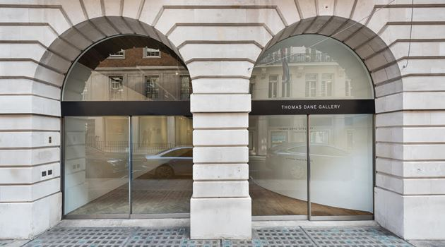 Thomas Dane Gallery contemporary art gallery in London, United Kingdom