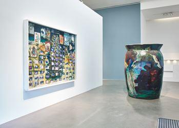 Exhibition view: Group Exhibition, Spiegelgasse (Mirror Alley), Hauser & Wirth, London(18 May–28 July 2018). Courtesy Hauser & Wirth.