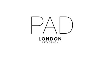 Contemporary art art fair, PAD London at Michael Goedhuis, London, United Kingdom