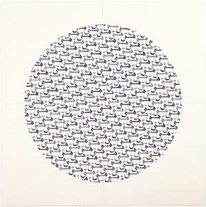 Hasti Masti (Large)2 by Hossein Valamanesh contemporary artwork