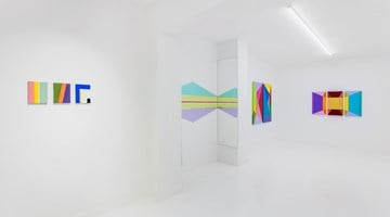Contemporary art exhibition, Wang Zhiyi, Meaning at Capsule Shanghai