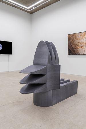 Three by Sueyon Hwang contemporary artwork