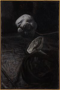 The Argon Welder IX by Pietro Roccasalva contemporary artwork painting